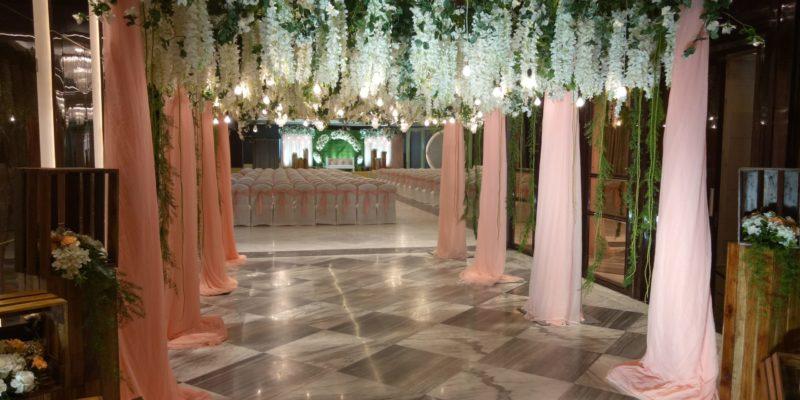 Banquet halls in Nsci dome Worli