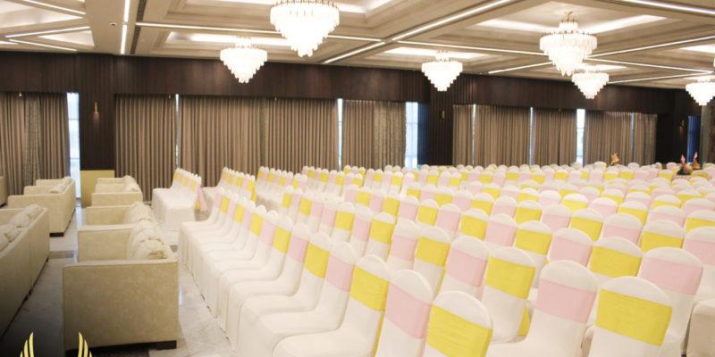 PRE-WEDDING CEREMONIES OR SMALL PARTIES