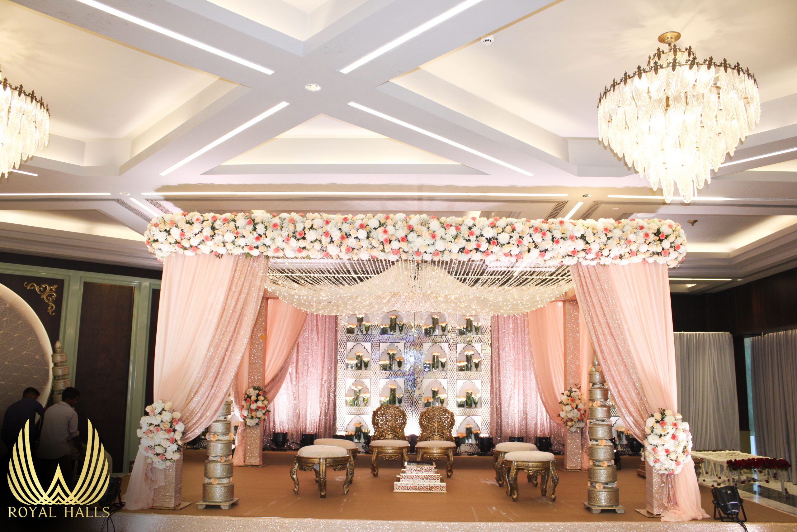 Weddings Halls In Haji Ali.