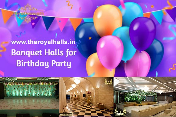 Birthday Party Halls NSCI Dome